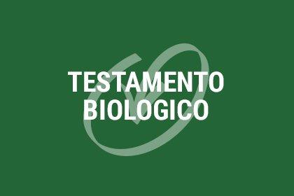 Testamento Biologico - Modulo scaricabile