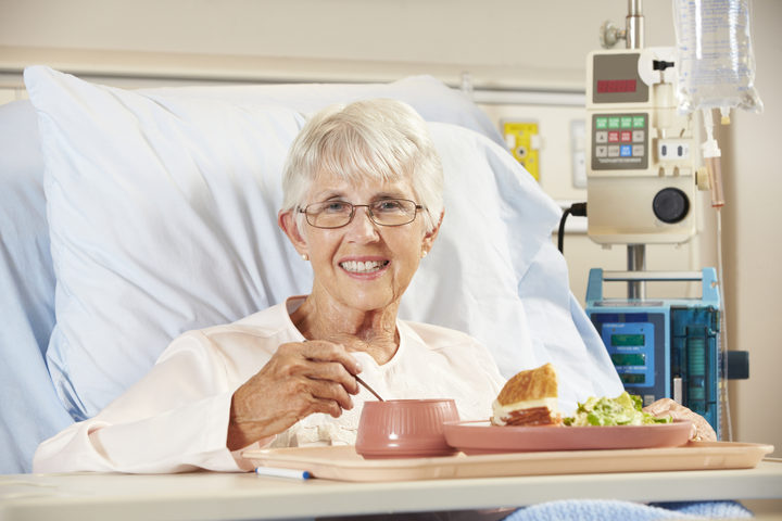 In Italia un anziano su due arriva in ospedale malnutrito