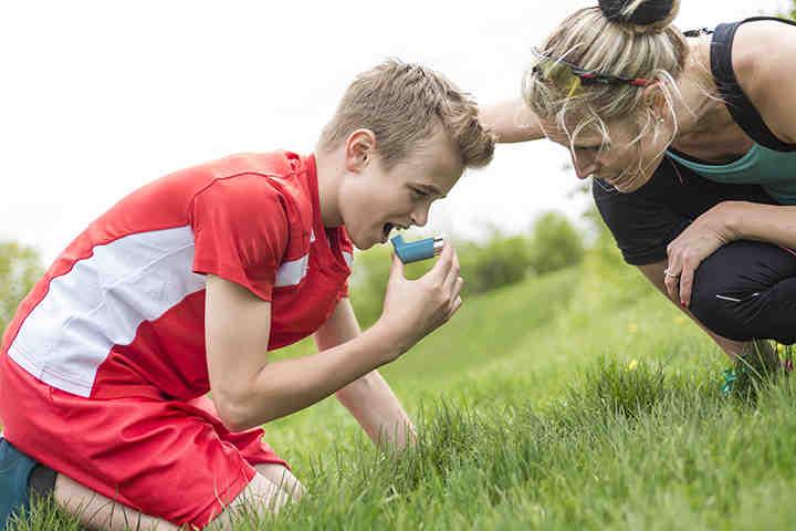 Ai bambini asmatici lo sport fa soltanto bene