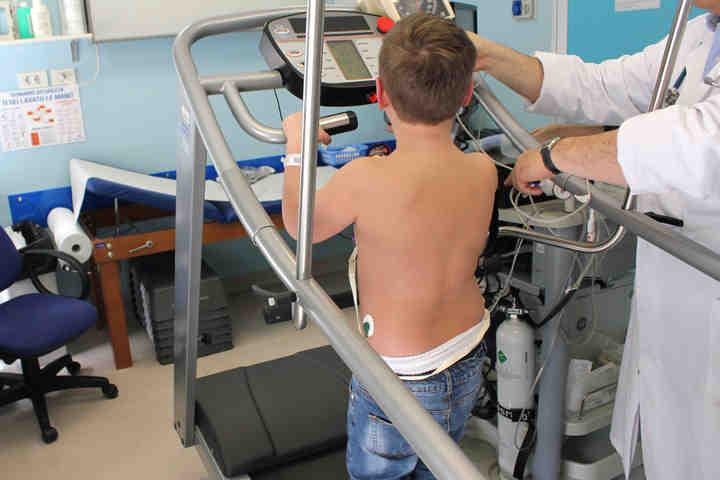 Elettrocardiogramma da sforzo