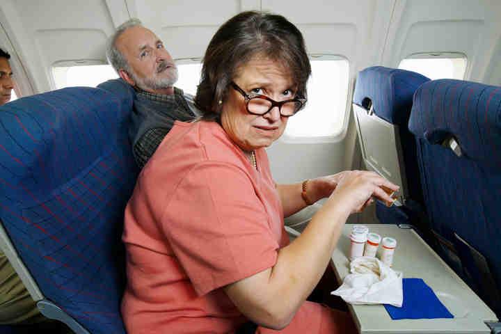 I farmaci da viaggio