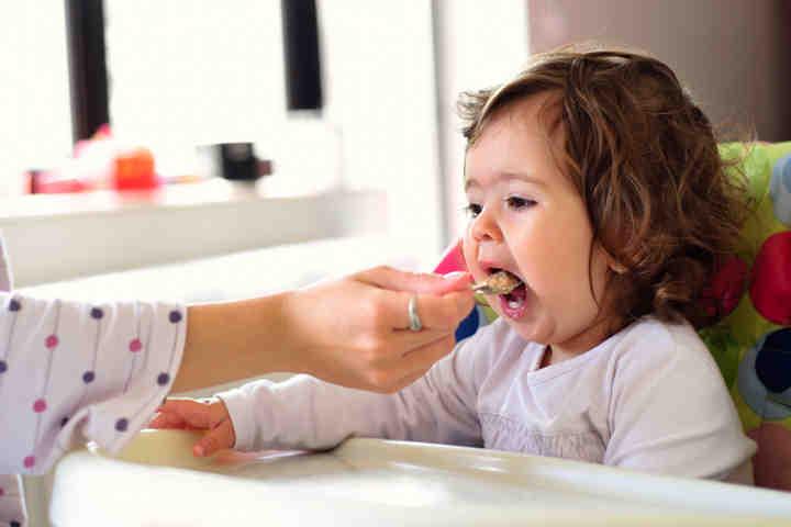 Con quale acqua devo preparare le pappe per mio figlio?