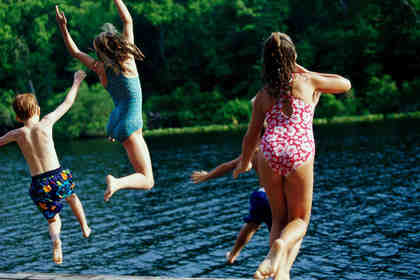 L'estate dei bambini: più creatività e meno noia