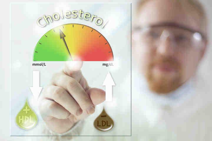 Il colesterolo «cattivo» si vince con una buona alimentazione