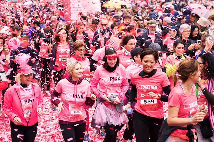 Un successo la Pittarosso Pink Parade 2016
