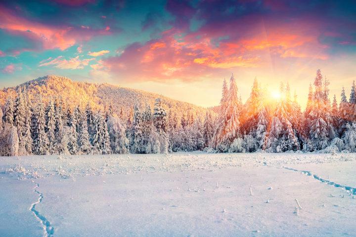Come proteggere gli occhi durante l'inverno?