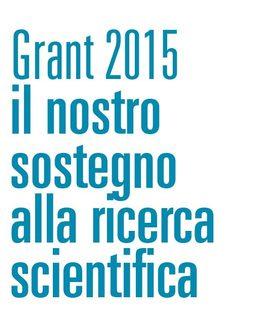 Quaderno dei Grant 2015