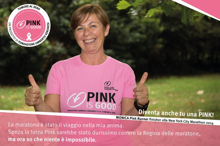 Pink is Good cerca nuove ambassador per la maratona di New York