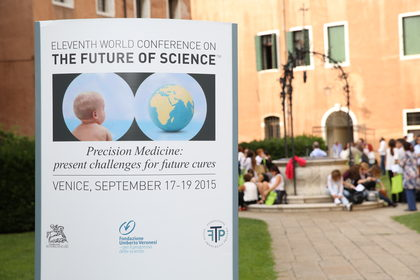 I migliori scatti di The Future of Science 2015