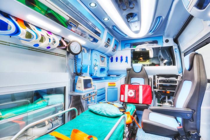 Ictus ischemico: curarlo già in ambulanza riduce le invalidità