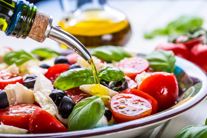 La dieta mediterranea è la vera ricetta anti-asma