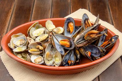 In gravidanza si possono mangiare i molluschi?
