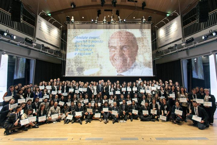 I giovani scienziati: «Che bella responsabilità fare ricerca per la Fondazione Veronesi»