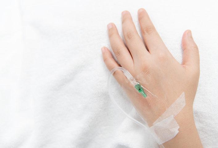 Dieta a tappe durante la chemioterapia e radioterapia