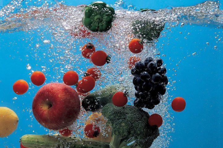 Gli alimenti più ricchi di acqua