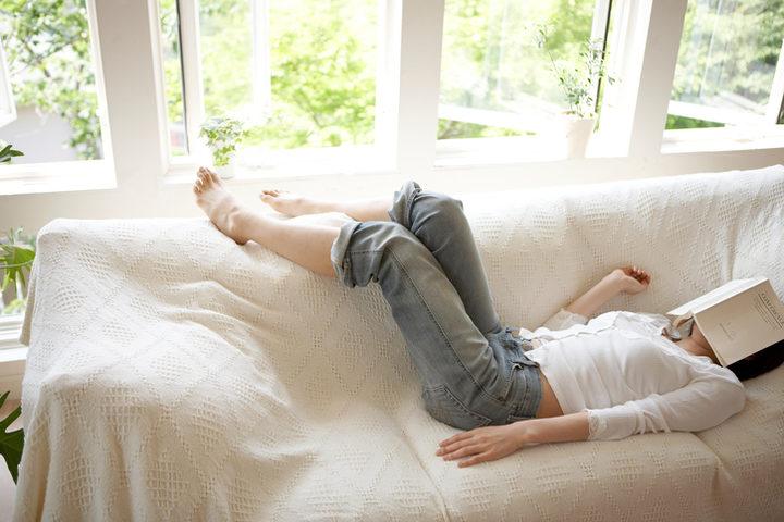 La vita sedentaria fa crescere l'ansia