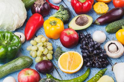 Frutta e verdure abbassano il rischio di arteriopatie periferiche