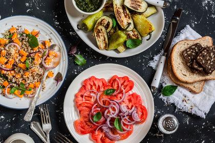 La dieta vegana si può seguire fin dai primi anni di vita?