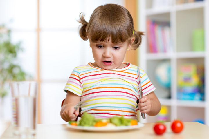 Dieta vegana nei bambini: meglio rimandare la scelta