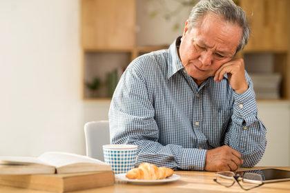 La depressione nell'anziano è un segno premonitore della demenza?