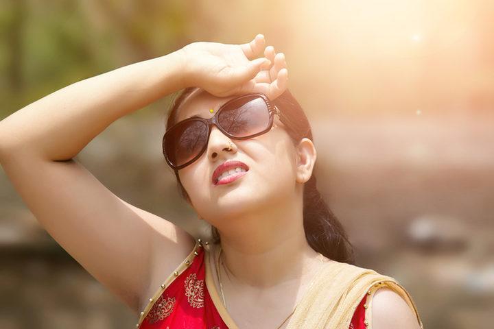 Colpi di calore: come riconoscerli, come affrontarli