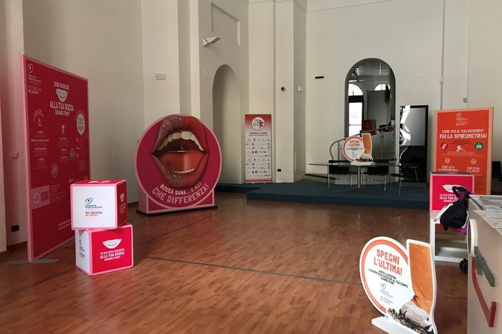 La mostra «No Smoking be happy» a Perugia fino al 30 settembre