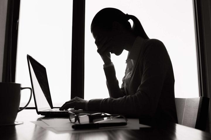 Assenze dal lavoro: una su 4 per depressione