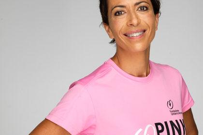 Correrò per sconfiggere una volta per tutte il tumore al seno