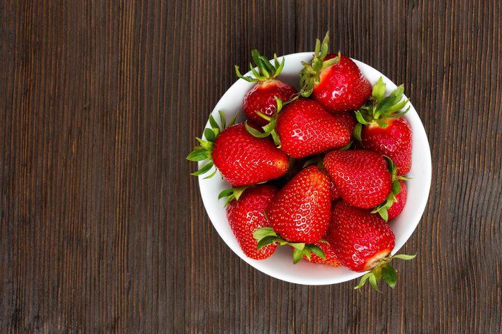 Alimentazione e prevenzione con Fondazione Veronesi e Giro d'Italia: le fragole