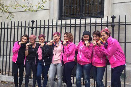 Maratona dopo il cancro: le emozioni delle runner dopo New York