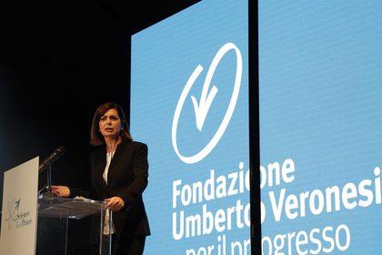 Boldrini: «Le fake news sono un veleno per la democrazia»