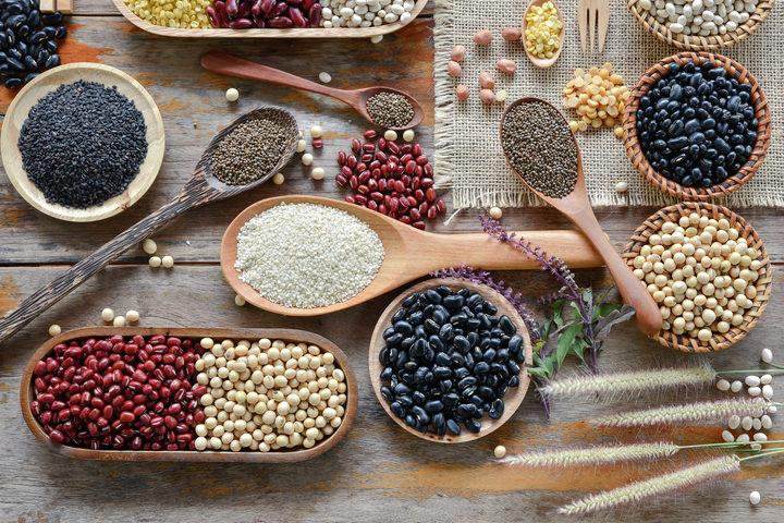 proteine vegetali: ecco gli alimenti che ne contengono di più