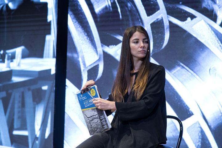 Giulia Innocenzi: «Ripartiamo dal web sano per sbugiardare le bufale»