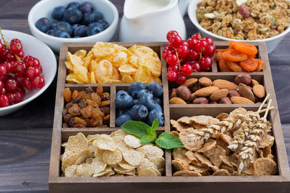 Più cereali integrali per proteggersi dal tumore del colon-retto
