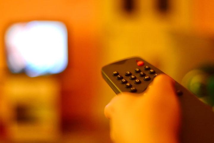 No a tv e videogame nella camera dei bambini