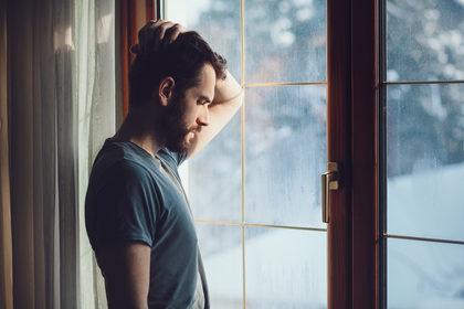 Depressione stagionale: ecco l'inverno col suo blues