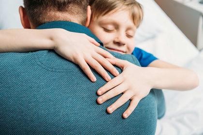 Depressione nei figli? C'entra anche il padre