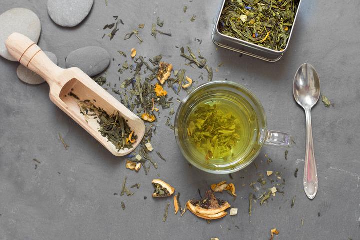 All'ora del tè il benessere si fa verde