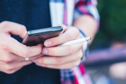 Smettere di fumare: 4 su 10 cercano appoggio su internet