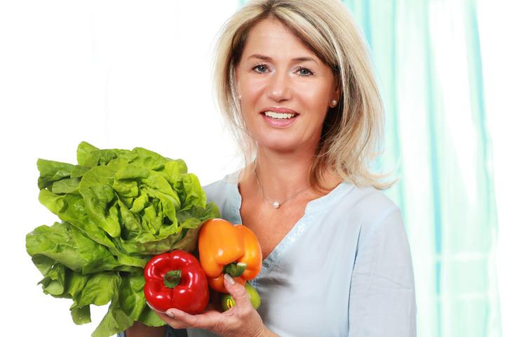Diete Per Perdere Peso In Menopausa : Così la dieta può «influire sull inizio della menopausa