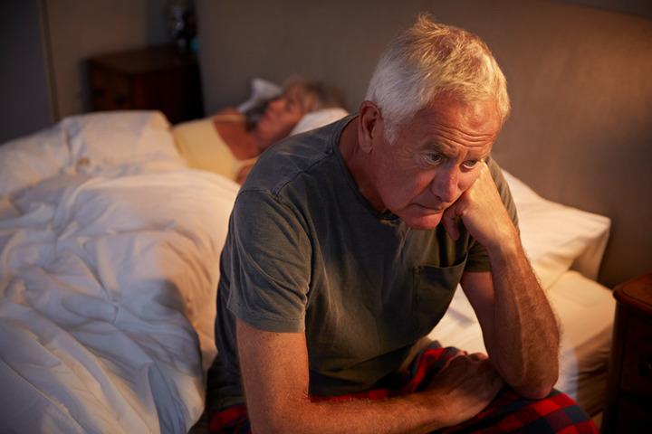 perdita di peso della demenza senile