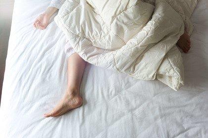 Le gambe «senza riposo» colpiscono il cuore