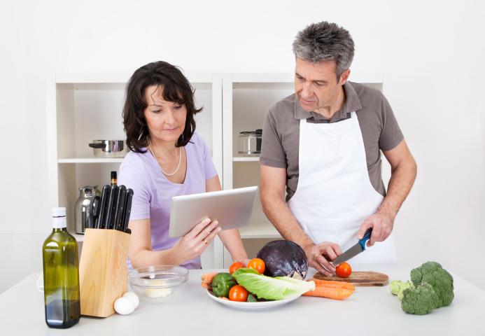 Ossa più forti con la dieta mediterranea