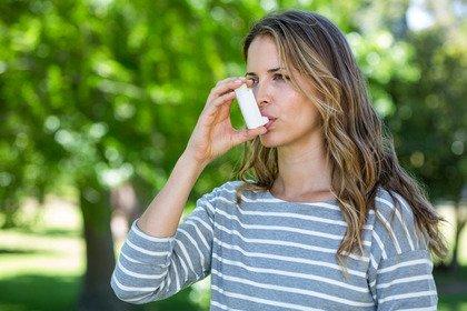 L'asma si combatte (anche) a tavola