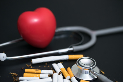 Fibrillazione atriale: cuore in «tilt» se si fumano troppe sigarette