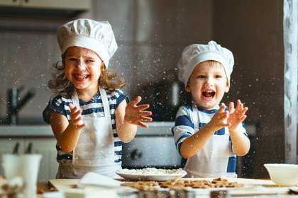 Dieta gluten-free inutile se il bambino non è celiaco
