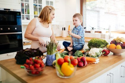 Contaminanti chimici negli alimenti: nessun allarme per i bambini italiani