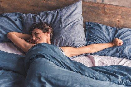 Il weekend è un'opportunità per recuperare il sonno perduto