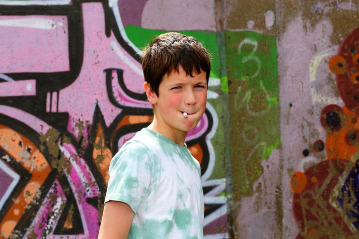 Può un non fumatore che risale un fumatore