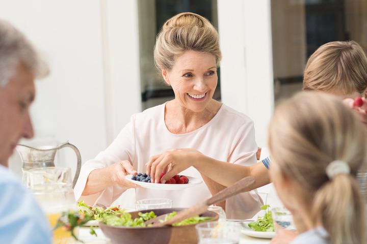 Non è mai troppo tardi per scegliere la dieta mediterranea